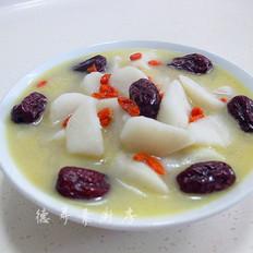 山药大枣枸杞汤