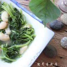 茴香白芸豆汤的做法[图]