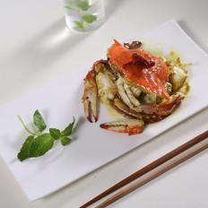 咖喱蟹——捷赛私房菜