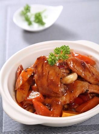 黄记煌三汁焖锅之鸡翅篇