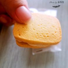 芝士夹心饼干