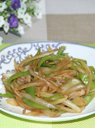 肉炒洋葱的做法_家常肉炒洋葱的做法【图】肉炒洋葱的