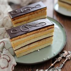 欧培拉蛋糕