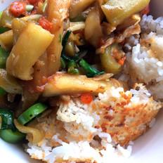 锅巴饭(铸铁锅)