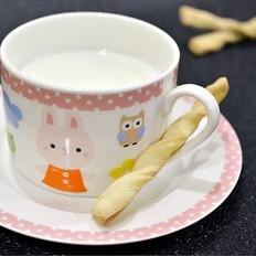 母乳磨牙棒#长帝烘焙节#