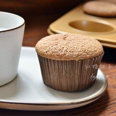 红糖纸杯戚风蛋糕