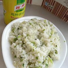 鸡粉炒饭的做法[图]
