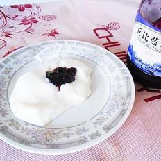 蓝莓酸奶的做法[图]