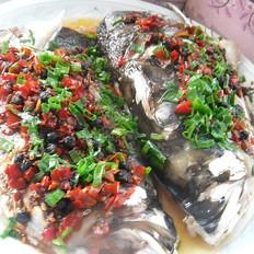 豉香剁椒鱼头