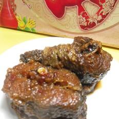 酥焖鳕鱼块