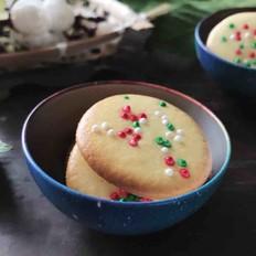 彩糖薄脆饼