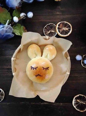乖乖兔面包的做法