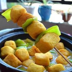 港式咖喱鱼蛋