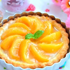 黄桃派的做法[图]