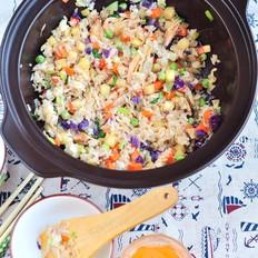 彩蔬拌饭#苏泊尔第二季晋级赛#