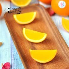 冰糖橙子冻