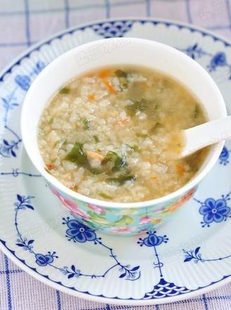冬瓜海米粥的做法