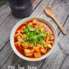 麻婆豆腐(保温壶版)