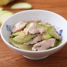 西葫芦炒猪肉怎么烧