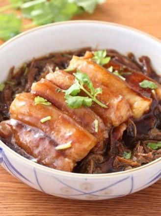 梅菜蒸猪肉