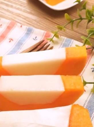 「膳小姐 | 木瓜椰奶冻」的做法_家常「膳小姐