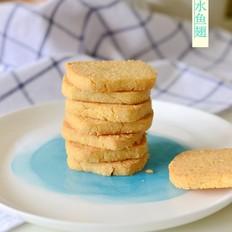 椰蓉黄油饼干