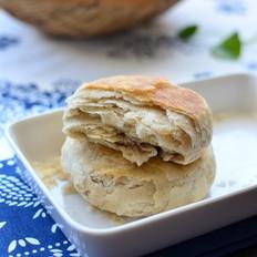天津油酥烧饼