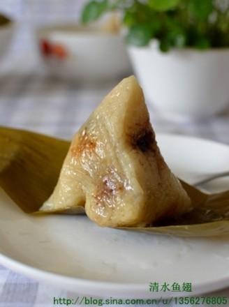 红枣豆沙粽子的做法