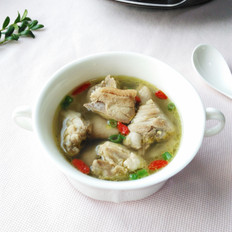 砂锅清炖土鸡#苏泊尔第二季晋级赛#