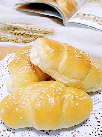 萝卜干面包卷的做法