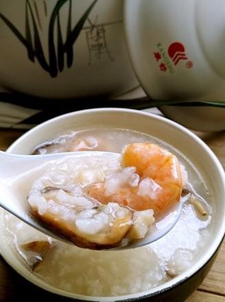 海鲜粥的做法