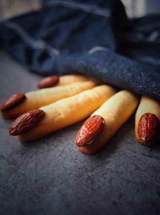 万圣节手指饼干的做法