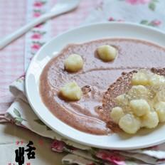 红豆沙芋圆