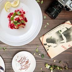 红莓黑醋汁大虾