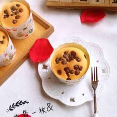 酸奶巧克力豆纸杯蛋糕