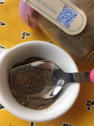 自制宝宝猪肝粉补铁佳品的做法