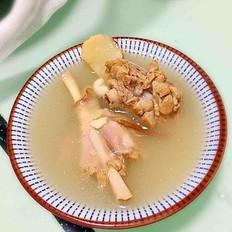 五指毛桃水鸭汤的做法[图]