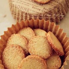 砂糖香草饼干