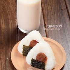 日式酸梅饭团