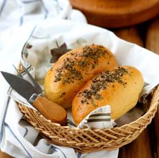 葱香薯泥面包