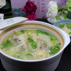 萝卜丝鱼汤的做法[图]