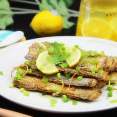 柠檬煎带鱼#美的智能冰箱#