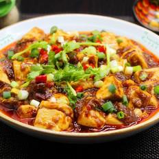 冬天的鲜香麻辣菜,麻婆豆腐
