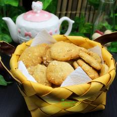 粤式伴手礼,风味鸡仔饼#下午茶#
