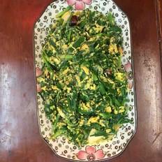 韭菜炒鸡蛋的做法[图]