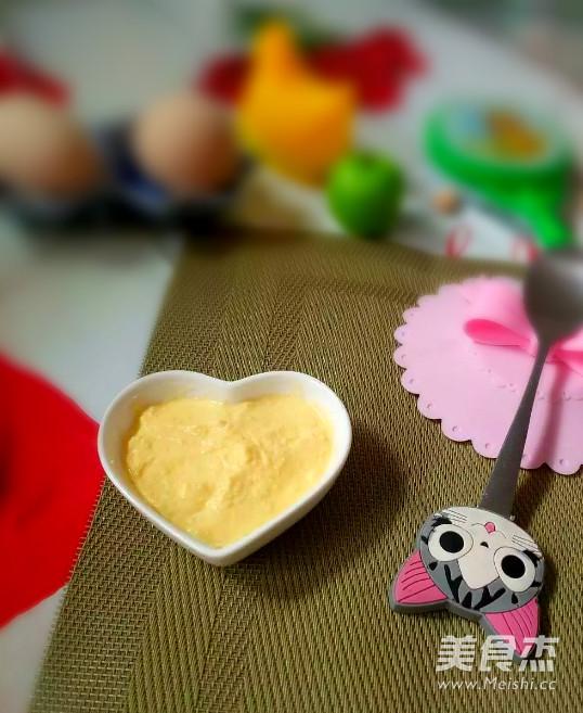 婴儿4月 6月食谱 蛋黄泥的做法 菜谱