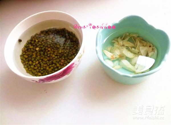 百合孕妇汤#绿豆绿豆#的可乐_百合食谱家常汤做法鸡胗怎么做图片