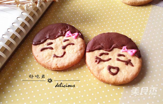 萌娃娃饼干的做法_家常萌娃娃饼干的做法