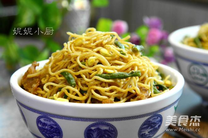 豇豆蒸菜的做法 菜谱