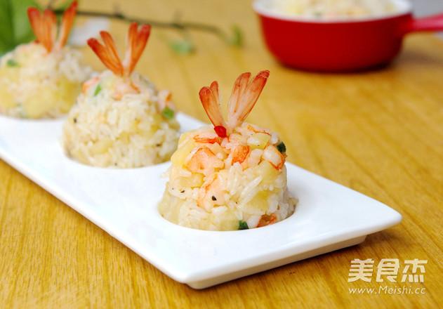 #幼儿三岁菜谱#土豆虾仁焖饭的做法_家常#幼